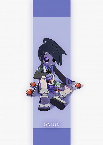 Tags: Anime, Pixiv Id 15553274, Pokémon Sword & Shield, Pokémon, Onion (Pokémon), Allister