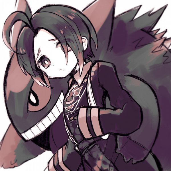Tags: Anime, Coroof, Pokémon Sword & Shield, Pokémon, Gengar, Onion (Pokémon), Allister