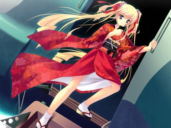 Tags: Anime, Princess Party, Onisaki Yukari, CG Art
