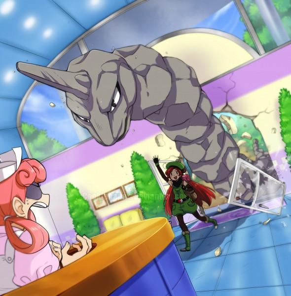 Onix - Pokémon