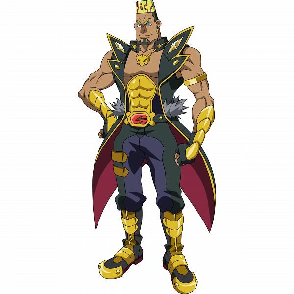 Onizuka Gou - Yu-Gi-Oh! VRAINS