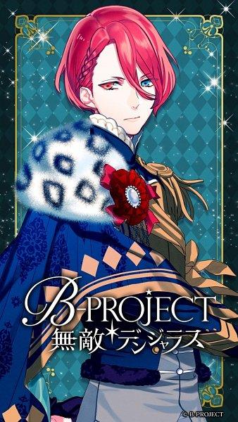 Tags: Anime, Yukihiro Utako, B-Project, Onzai Momotaro, B-Project: Muteki*Dangerous, Wallpaper, Official Art