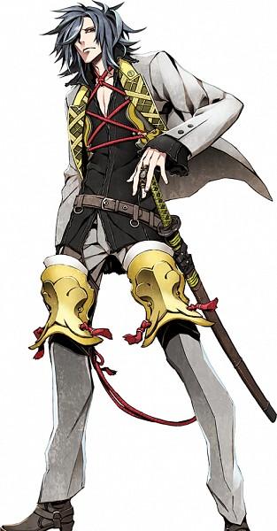 Oodenta Mitsuyo (Touken Ranbu) - Touken Ranbu