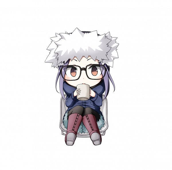 Tags: Anime, Kuena, Yuru Camp, Oogaki Chiaki