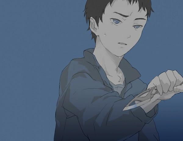 Tags: Anime, Pixiv Id 12132, Ghost Hound, Oogami Makoto, Pixiv