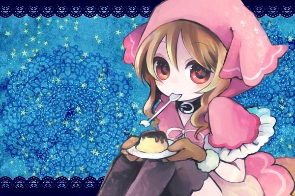 Tags: Anime, Pixiv Id 1342444, UTAU, Ooka Miko, Pudding, Fanart, Pixiv