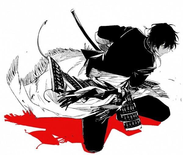 Tags: Anime, Kizu Natsuki, Touken Ranbu, Ookurikara, Pixiv, Fanart, Fanart From Pixiv, PNG Conversion