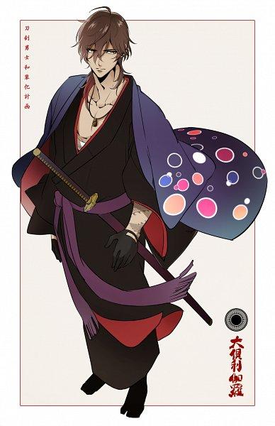 Tags: Anime, Pixiv Id 1710552, Touken Ranbu, Ookurikara