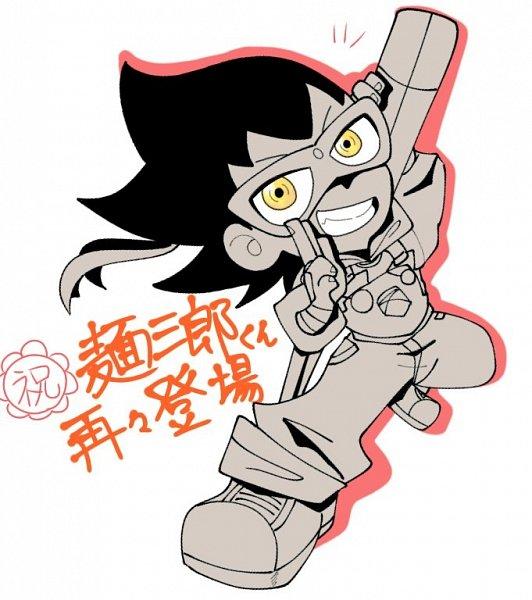 Tags: Anime, Pixiv Id 32890899, Yu-Gi-Oh! SEVENS, Yu-Gi-Oh!, Oomori Menzaburo, Fanart, Fanart From Pixiv, Pixiv