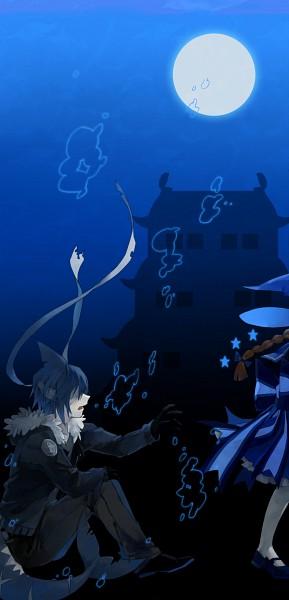 Tags: Anime, Pixiv Id 2351476, Oounabara to Wadanohara, Samekichi, Wadanohara, Shark, Longing, Fanart, Fanart From Pixiv, Pixiv, Wadanohara And The Great Blue Sea