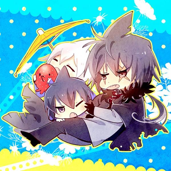 Tags: Anime, Sekimo, Oounabara to Wadanohara, Old (Wadanohara), Sal (Wadanohara), Samekichi, Fanart From Pixiv, Pixiv, Fanart, Wadanohara And The Great Blue Sea