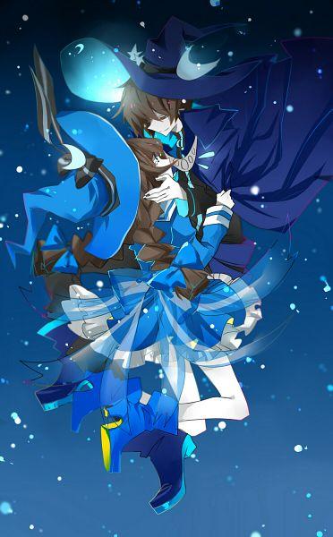 Tags: Anime, Pixiv Id 4021293, Oounabara to Wadanohara, Lord Meikai, Wadanohara, Fanart From Pixiv, Pixiv, Fanart, Wadanohara And The Great Blue Sea