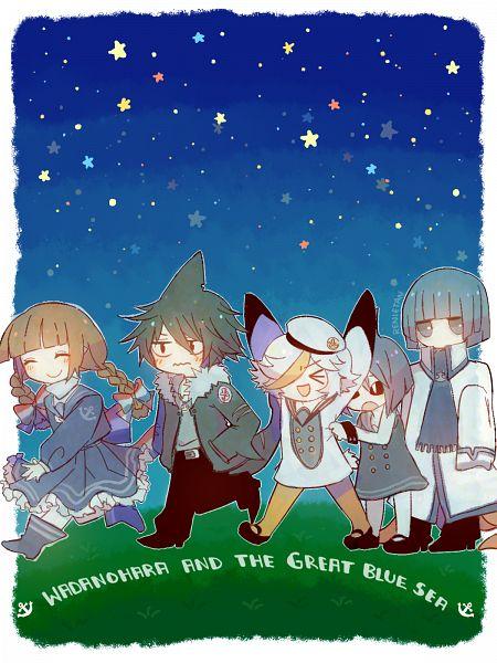 Tags: Anime, Renietan, Oounabara to Wadanohara, Memoca, Samekichi, Fukami, Wadanohara, Dolphi, Fanart From Pixiv, Pixiv, Fanart, Wadanohara And The Great Blue Sea