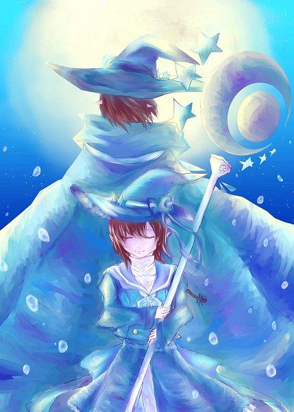 Tags: Anime, Pixiv Id 4581293, Oounabara to Wadanohara, Lord Meikai, Wadanohara, Wadanohara And The Great Blue Sea