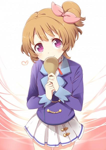 Tags: Anime, Mitsuki Meiya, Aikatsu!, Oozora Akari, Spatula, Fanart From Pixiv, Pixiv, Fanart, Akari Oozora