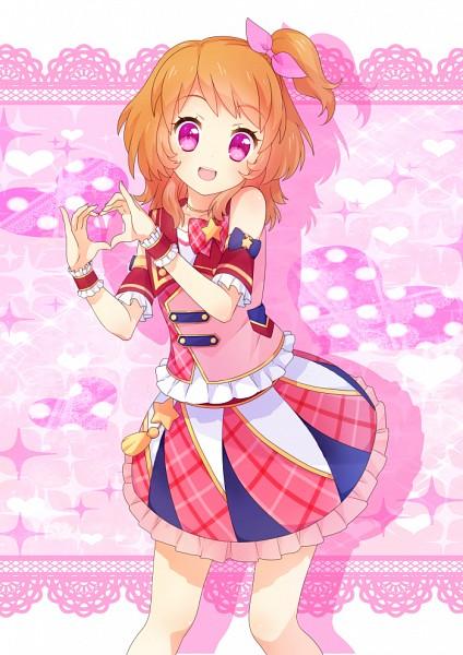 Tags: Anime, Pixiv Id 6320015, Aikatsu!, Oozora Akari, Fanart From Pixiv, Mobile Wallpaper, Pixiv, Fanart, Akari Oozora
