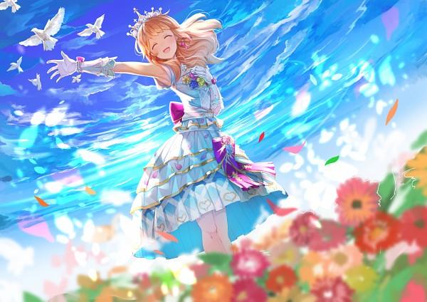 Tags: Anime, Koruse, Aikatsu!, Oozora Akari, PNG Conversion, Pixiv, Akari Oozora