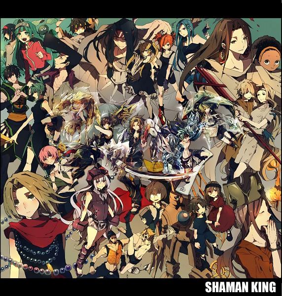 Opacho - Shaman King