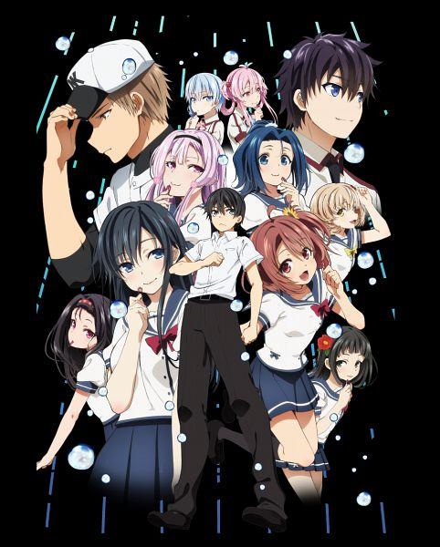 Ore wo Suki nano wa Omae dake ka yo: Oretachi no Game Set Image #2890800 -  Zerochan Anime Image Board