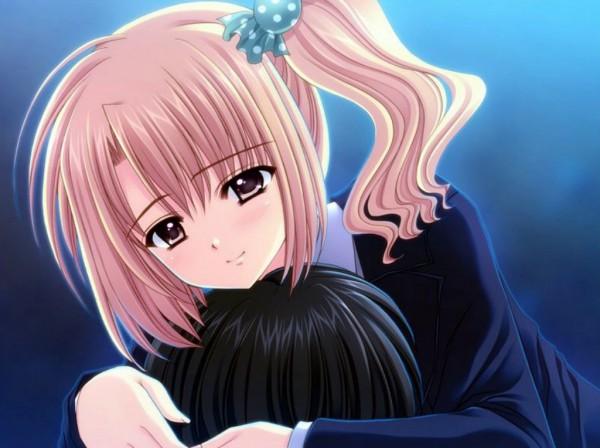 Tags: Anime, Nishimata Aoi, Navel (Studio), Oretachi ni Tsubasa wa Nai, Narita Hayato, Kouda Ai, CG Art, We Without Wings