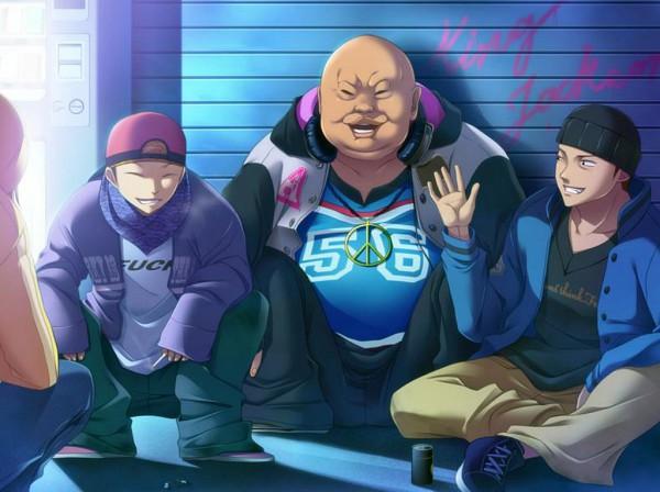 Tags: Anime, Navel (Studio), Oretachi ni Tsubasa wa Nai, CG Art, We Without Wings