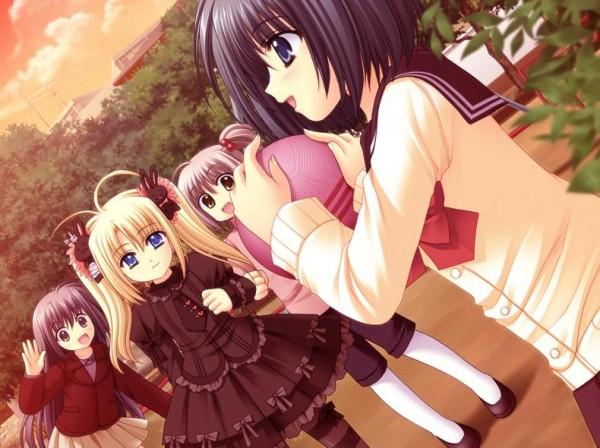 Tags: Anime, Navel (Studio), Oretachi ni Tsubasa wa Nai, Alice (Oretsuba), Haneda Kobato, CG Art, We Without Wings