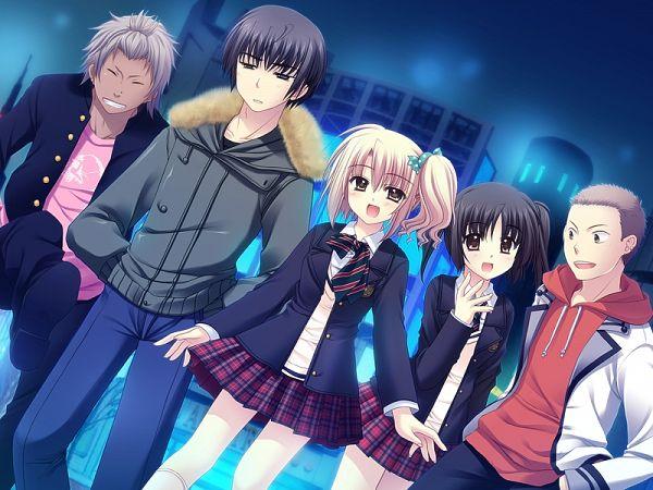 Tags: Anime, Nishimata Aoi, Navel (Studio), Oretachi ni Tsubasa wa Nai, Kana Nakata, Morisato Kazuma, Narita Hayato, Kouda Ai, CG Art, We Without Wings
