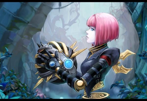 Tags: Anime, Pixiv Id 1745865, League of Legends, Orianna, Pixiv, Fanart, Fanart From Pixiv