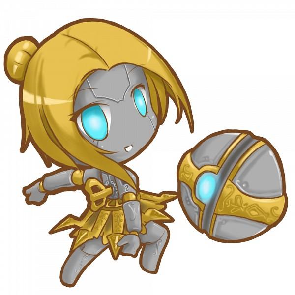 Tags: Anime, Pixiv Id 5299810, League of Legends, Orianna, Pixiv, Fanart