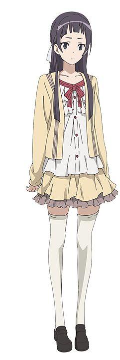 Oribe Ririko - Sakura Quest