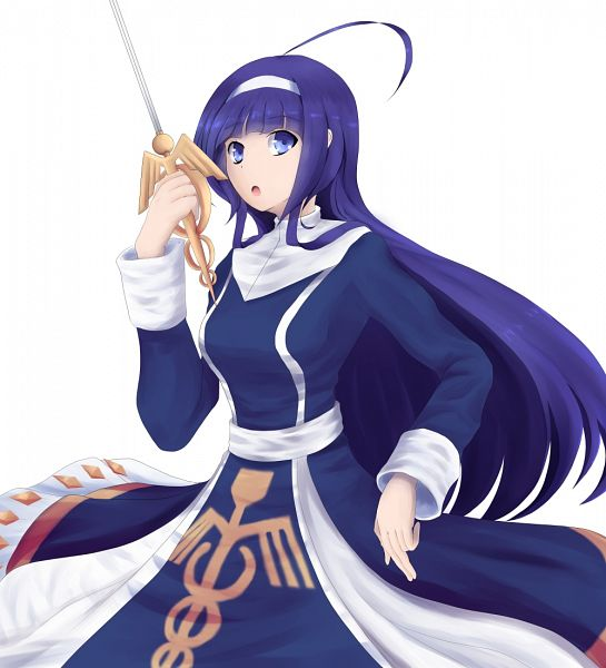 Seth (Under Night In-Birth)   Personagens dungeons and