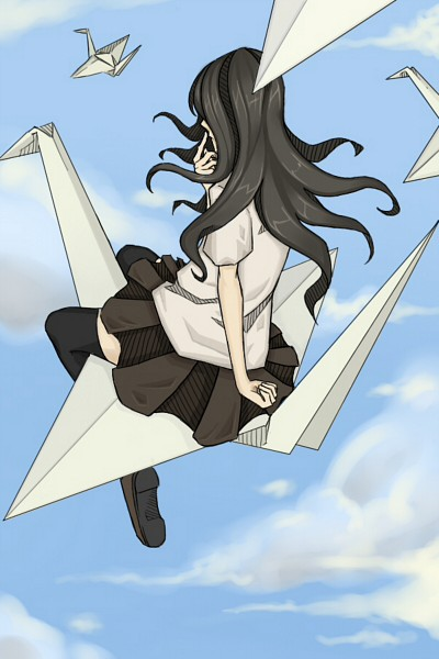 Origami Paper Zerochan Anime Image Board
