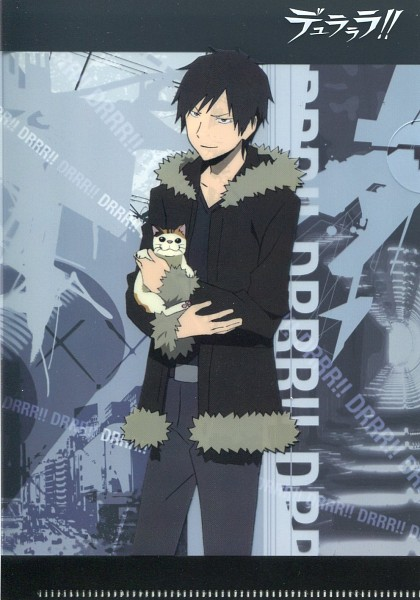 Tags: Anime, DURARARA!!, Orihara Izaya, Mobile Wallpaper, Official Art, Izaya Orihara