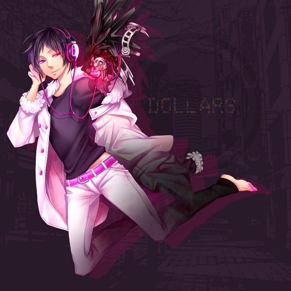 Tags: Anime, DURARARA!!, Orihara Izaya, Psychedelic Dreams, Izaya Orihara