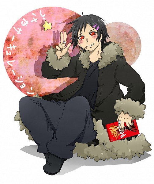 Tags: Anime, Pixiv Id 1010666, DURARARA!!, Orihara Izaya, Pixiv, Fanart, Izaya Orihara