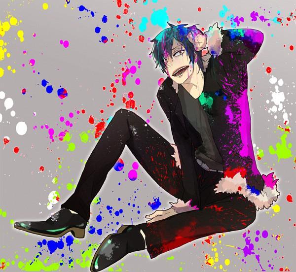 Tags: Anime, Kur0negi, DURARARA!!, Orihara Izaya, Pixiv, Izaya Orihara