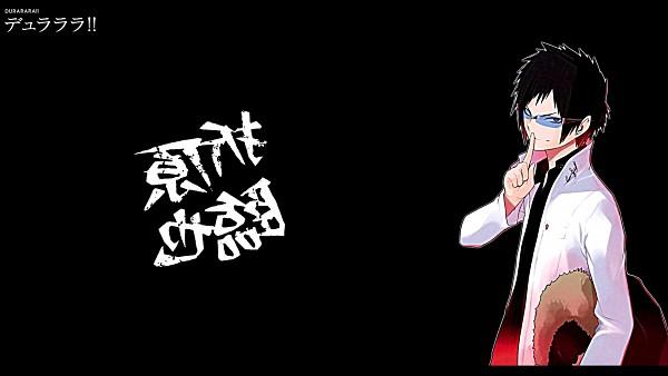 Tags: Anime, DURARARA!!, Orihara Izaya, HD Wallpaper, Wallpaper, Izaya Orihara
