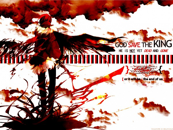 Tags: Anime, Pixiv Id 47790, DURARARA!!, Orihara Izaya, Edited, Wallpaper, Izaya Orihara