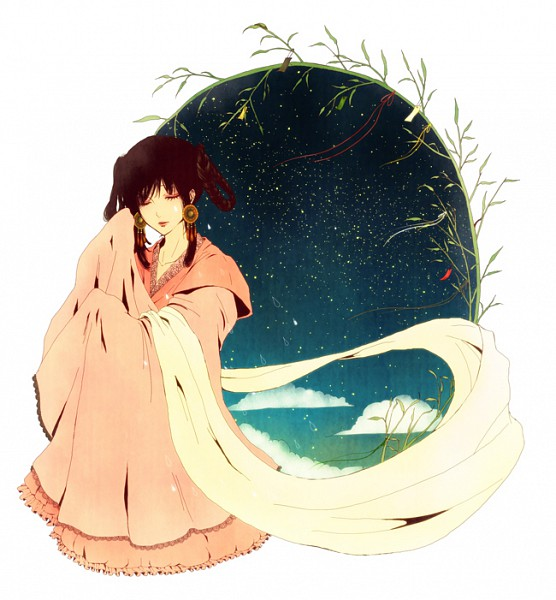 Orihime (Goddess) - Tanabata
