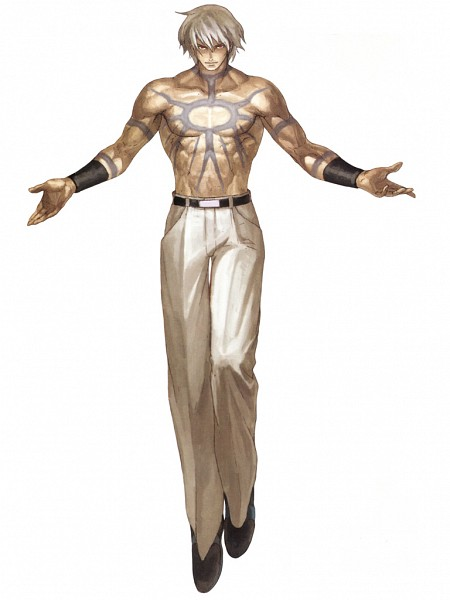 Tags: Anime, SNK Playmore, The King of Fighters, Orochi (King of Fighters), Official Art