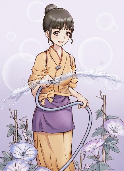 Tags: Anime, Yoshizou, Hanasaku Iroha, Oshimizu Nako, Hose
