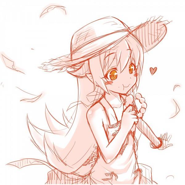 Tags: Anime, Okitakung, Monogatari, Oshino Shinobu