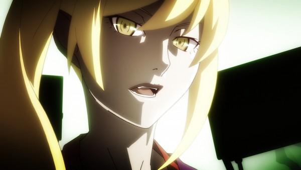 Tags: Anime, Monogatari, Oshino Shinobu, Screenshot, HD Wallpaper, Wallpaper, Facebook Cover