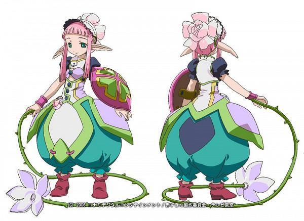 Tags: Anime, Otogi-jushi Akazukin, Brambles