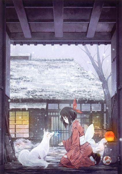 Tags: Anime, Otohiko Takano, Eshi 100-Nin Ten 03, Scan