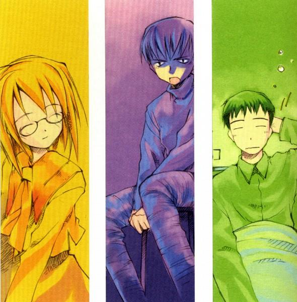Tags: Anime, Otohiko Takano