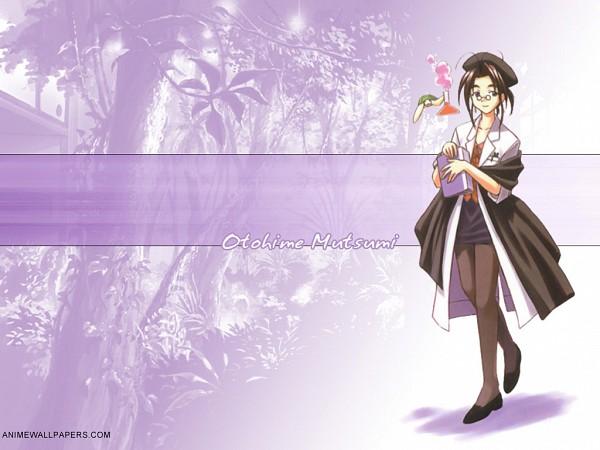 Otohime Mutsumi - Love Hina