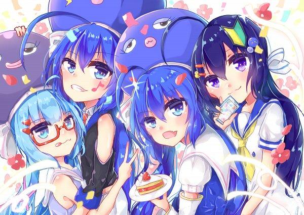 Tags: Anime, Pixiv Id 15735521, VOCALOID, Otomachi Una, Fanart, Fanart From Pixiv, Pixiv