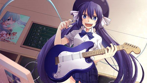 Tags: Anime, Pixiv Id 20313146, VOCALOID, Otomachi Una, 2560x1440 Wallpaper, Pixiv, Wallpaper, Fanart From Pixiv, Fanart