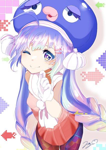 Tags: Anime, Pixiv Id 22619759, VOCALOID, Otomachi Una, Pixiv, Fanart, Fanart From Pixiv